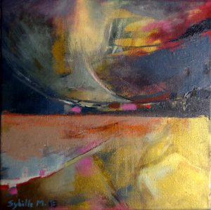 Sybille M presented by ARTKALY Exhibition Advisory Studio Galerie B&B Paris France