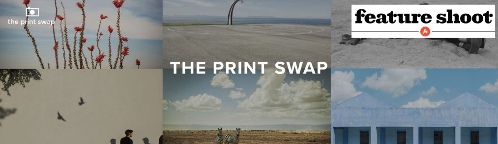 The Print Swap, a project by Feature Shoot, is coming to Paris, France from 21 - 26 May 2019 at Studio Galerie B&B.
